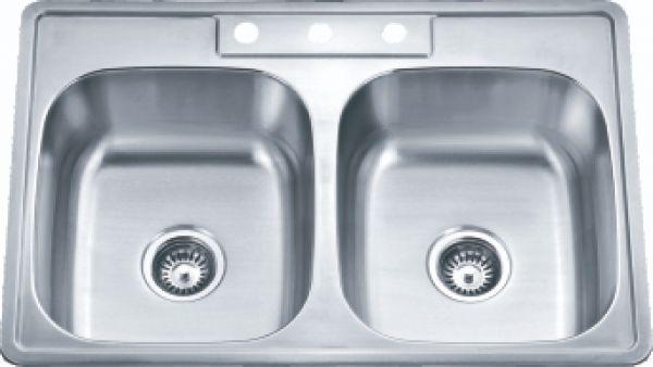 Top-Mount / Drop-In Sinks