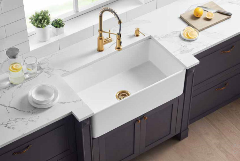 Fire Clay Farm Sink